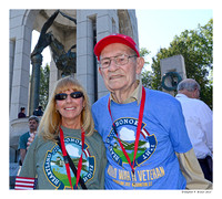 Honor Flight During Fiscal Crisis